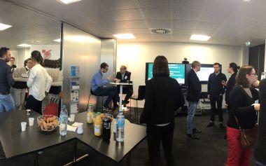 Partenaire du speed meeting Giphar - KPMG des Hauts de France