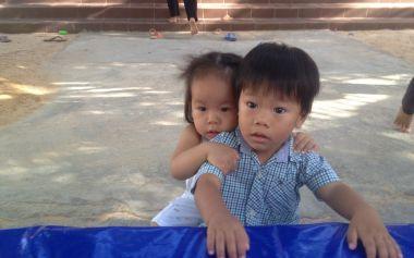 Nos valeurs : verser 500,00 € à un orphelinat au Vietnam lors de chaque vente de pharmacie confiée en exclusivité