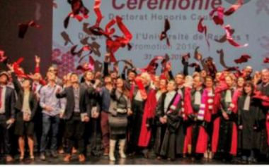 Remise de prix de thèse 2021 - Faculté de pharmacie - Lille
